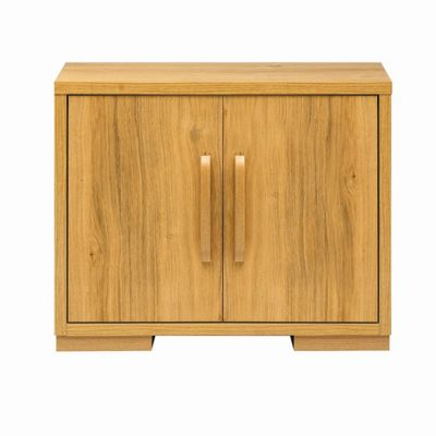 Caxton Strand Two Door Cupboard in Oak
