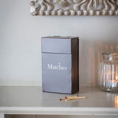 Metal Match Box