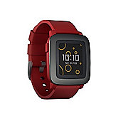Pebble Time Smartwatch for Smartphone, Color E-paper Display Alerts - 501-00027
