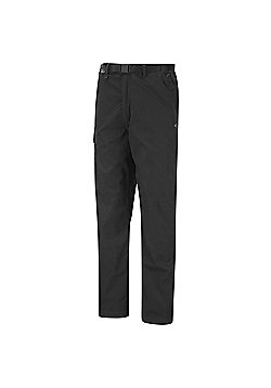 Craghoppers Mens Kiwi Classic Walking Trousers - Grey