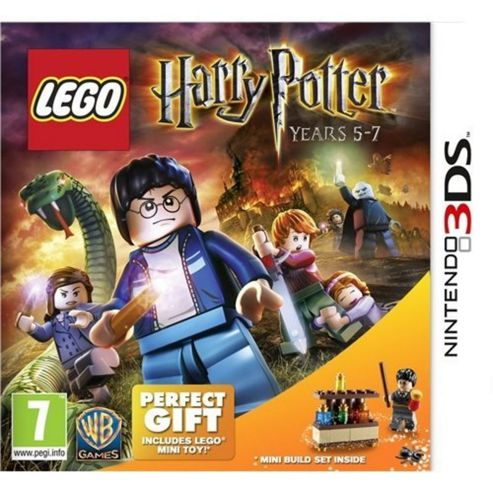 LEGO Harry Potter: Years 5-7 OWL Mini-toy Edition 3D