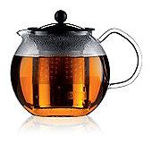 Bodum Assam 1.0L Tea Press with Stainless Steel Filter