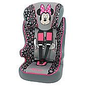 Disney Racer Car Seat, Group 1-2-3, Minnie Mouse