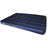 Yellowstone Deluxe Blue Double Airbed