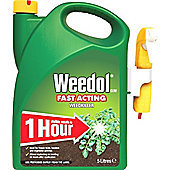 Weedol Fast Acting Weedkiller - Power Sprayer - 5 Litre