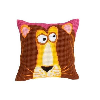 Collection D Art King Leon Cushion Kit