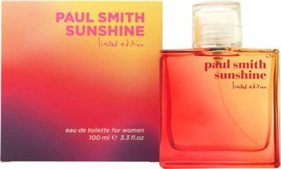 Paul Smith Sunshine for Women 2015 Eau de Toilette (EDT) 100ml Spray For Women