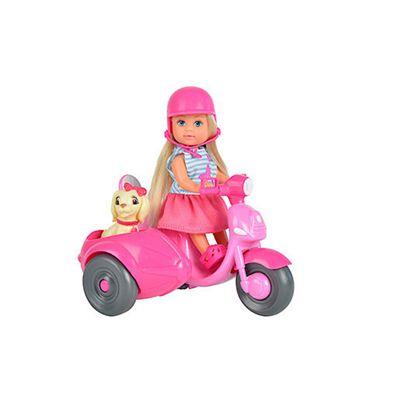 Evi Love Doll with Scooter