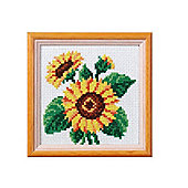 Orchidea Sunflower Cross Stitch Kit