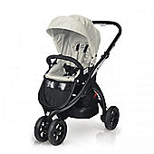 Casualplay Kudu 3 Pushchair Black Chassis (2014) - Ice