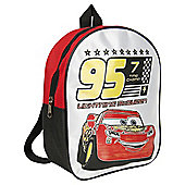 Disney Cars Colour Your Own Backpack with Puzzle Eraser