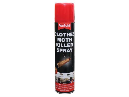 Rentokil Clothes Moth Killer Spray