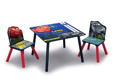 Delta Children Cars Table and Chair Set