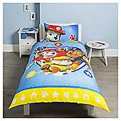 Paw Patrol Duvet Set Single