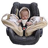 Snugglebundl, Baby Wrap/Carrier - Barley Cream