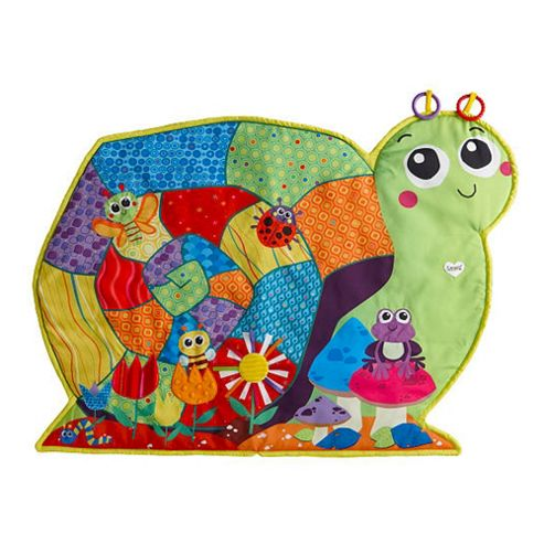 Lamaze Lay & Play Snail Activity Playmat