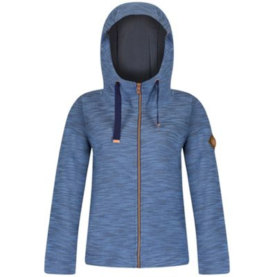 Regatta Closinda Textured Hoodie 12 Blue