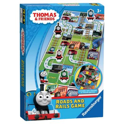 Ravensburger Thomas & Friends Roads And Rails Game