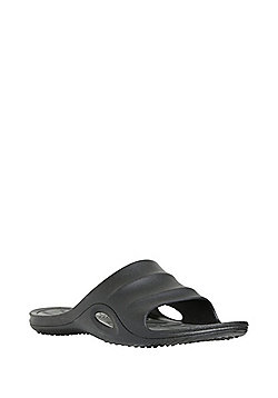 F&F Moulded Pool Sliders - Black