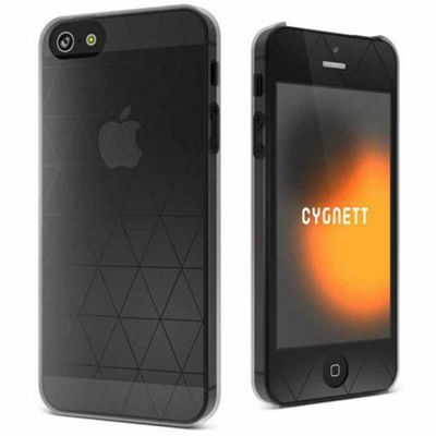 Cygnett Clear Polygon Ultra Slim Prism Case For 2012 Iphone 5 - Cy0856cppol