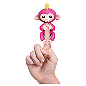 Fingerlings Monkeys Pink Bella