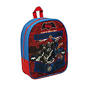 Character Batman Vs Superman 'Clash' Boys Junior Lenticular Backpack