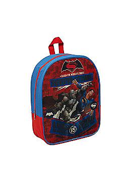 Character Batman Vs Superman 'Clash' Boys Junior Lenticular Backpack