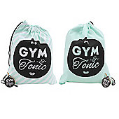 Gym & Tonic Gym Shoe Bag