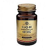 Solgar CoQ-10 60mg Softgels 30