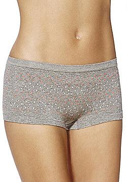 F&F 2 Pack of Seamfree Shorts - Multi