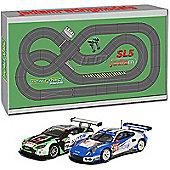 SCALEXTRIC Digital Set SL5 2 Cars 2017 Jadlamracing Layout