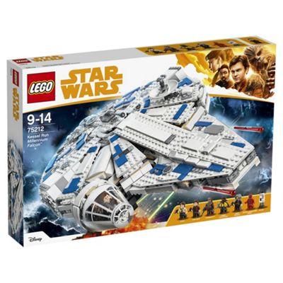 LEGO Star Wars Kessel Run Millennium Falcon? 75212