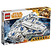 Lego Star Wars Kessel Run Millennium Falcon? 75212