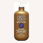 Nisim Shampoo SLS FREE - 1 LITRE (33 oz) - for Normal to Oily Hair - SALON SIZE