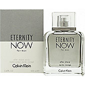 Calvin Klein Eternity Now for Men Aftershave 100ml Spray For Men