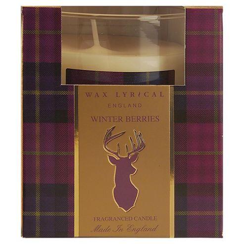 Wax Lyrical Heritage Boxed Candle