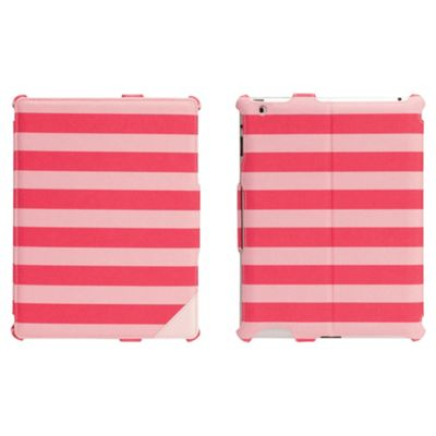 Griffin Cabana Pink Stripe iPad Case