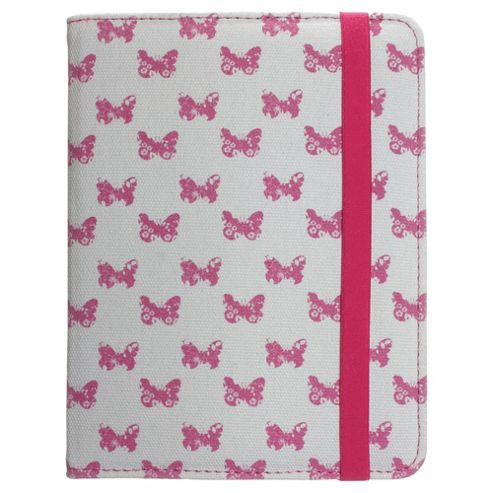 Trendz Pink Butterfly e-Reader Case