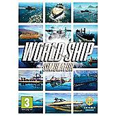 World Ship Simulator (PC DVD)
