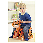 Carousel Wooden Tiger  Racer