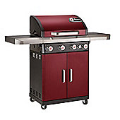 Landmann Rexon 12234 PTS 4.1 Gas BBQ Bordeaux