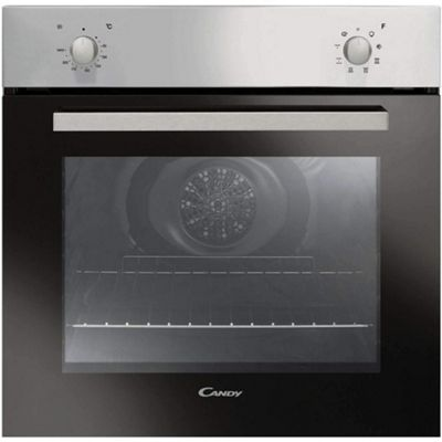 Candy FPE206/6X Stainless Steel Electric Built-in Single Oven