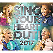 Various Artists - Sing Your Heart Out 2017 (2CD)