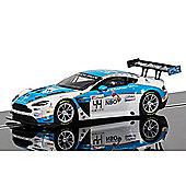 SCALEXTRIC Slot Car C3843 Aston Martin Vantage GT3, Oman Racing
