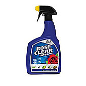 Scotts RoseClear Ultra Garden Rose Spray - Controls Blackspot, Powdery Mildew and Rust - 1 Litre