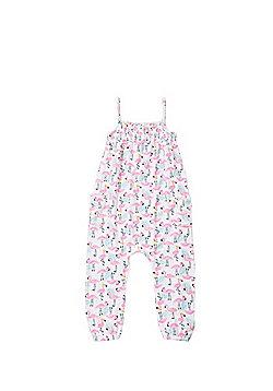 F&F Flamingo Print Jumpsuit - Multi