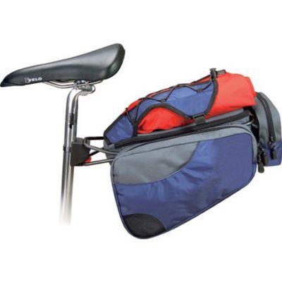 Rixen & Kaul Contour Max Sport Saddle Bag. With Contour Max Adapter