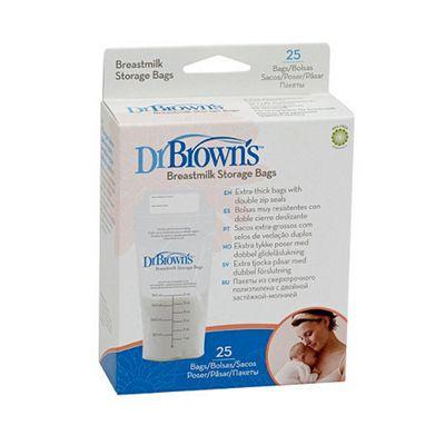 Dr Browns Breast Milk Storage Bags