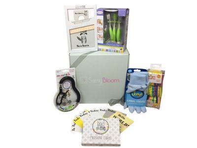 Sassy Bloom Baby Gift Box