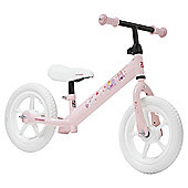 "Terrain Fairytale 12"" Wheel Pink Balance Kids Bike"